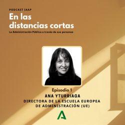 Carátula Ana Yturriaga
